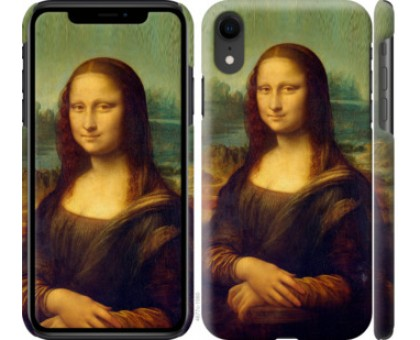 Чехол Мона Лиза1 для iPhone XR
