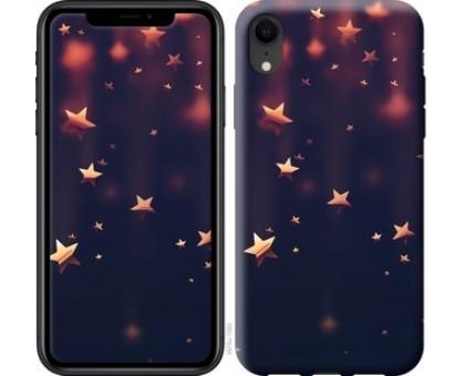 Чехол Падающие звезды для iPhone XR