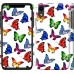 Чехол Красочные мотыльки для iPhone XR