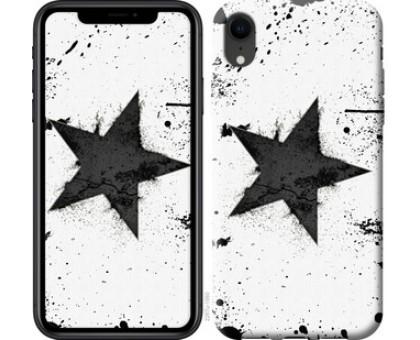 Чехол Звезда для iPhone XR