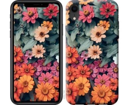 Чехол Beauty flowers для iPhone XR
