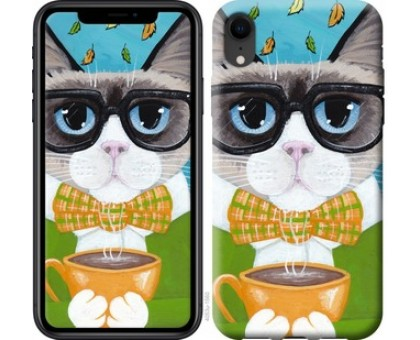 Чехол CatandCoffee для iPhone XR