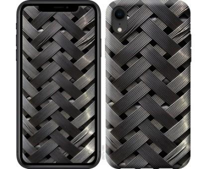Чехол Металлические фоны для iPhone XR