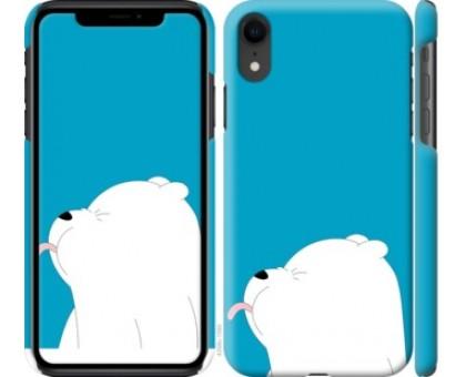Чехол Мишка 1 для iPhone XR