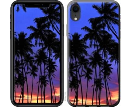 Чехол Пальмы для iPhone XR