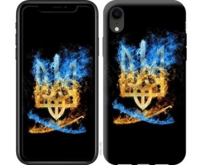 Чехол Герб для iPhone XR