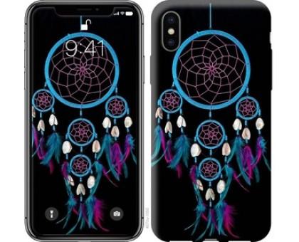Чехол Ловец снов для iPhone XS (5.8)