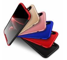 """Пластиковая накладка GKK LikGus 360 градусов для Apple iPhone X / XS (5.8"""")"""