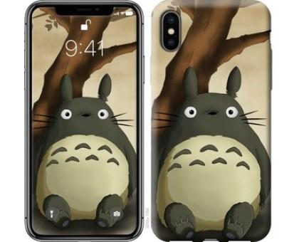 Чехол Мой сосед Тоторо для iPhone XS (5.8)