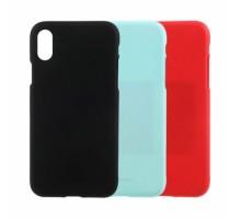 "TPU чехол Mercury Jelly Soft series для Apple iPhone X (5.8"") / XS (5.8"")"