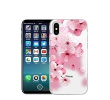 "TPU чехол матовый soft touch для Apple iPhone X (5.8"") / XS (5.8"")"
