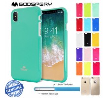 "TPU чехол Mercury Jelly Color series для Apple iPhone X (5.8"") / XS (5.8"")"