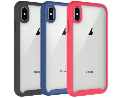 Ударопрочный чехол Full-body Bumper Case для Apple iPhone X / XS (5.8)
