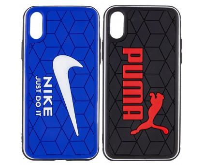 TPU Чехол Sneakers для Apple iPhone X / XS (5.8)