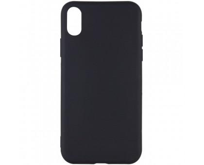 Чехол TPU Epik Black для Apple iPhone X / XS (5.8)