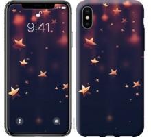 """Чехол Падающие звезды для iPhone XS (5.8"""")"""