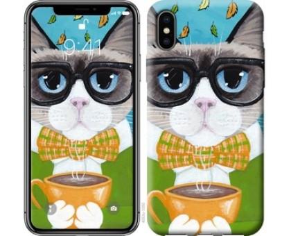 Чехол CatandCoffee для iPhone XS (5.8)