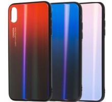 "TPU+Glass чехол Luster для Apple iPhone XS Max (6.5"")"