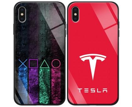 """TPU+Glass чехол ForFun для Apple iPhone XS Max (6.5"""")"""
