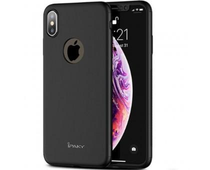 "Чехол iPaky Crystal 360 градусов для Apple iPhone XS Max (6.5"") (+ стекло на экран)"