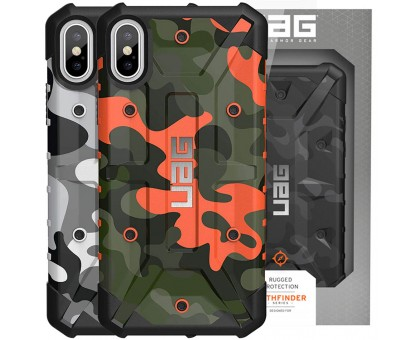 """Ударопрочный чехол UAG Pathfinder камуфляж для Apple iPhone XS Max (6.5"""")"""
