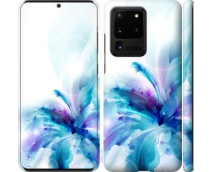 Чехол цветок для Samsung Galaxy S20 Ultra