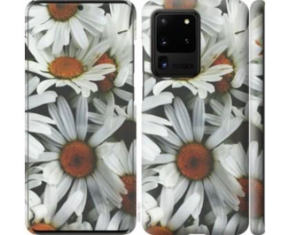 Чехол Ромашки v2 для Samsung Galaxy S20 Ultra