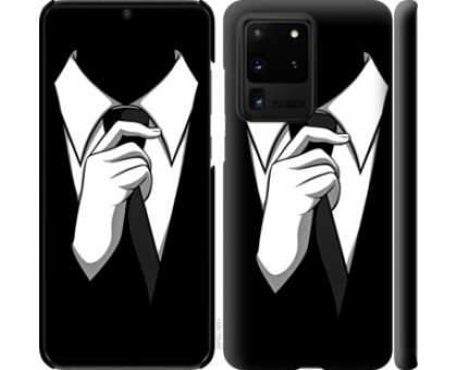 Чехол Галстук для Samsung Galaxy S20 Ultra