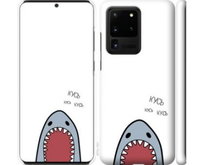 Чехол Акула для Samsung Galaxy S20 Ultra