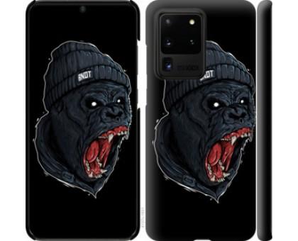 Чехол Обезьяна в ярости для Samsung Galaxy S20 Ultra