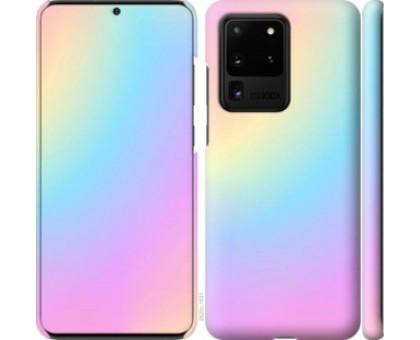 Чехол Радуга 2 для Samsung Galaxy S20 Ultra