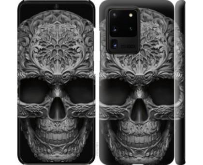 Чехол skull-ornament для Samsung Galaxy S20 Ultra