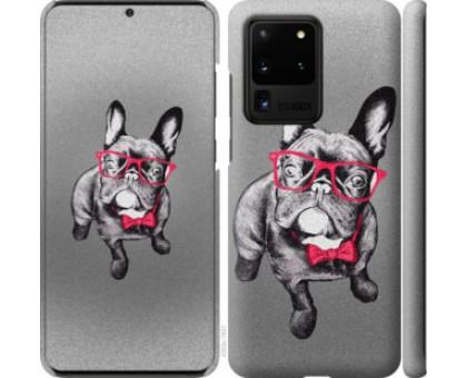 Чехол Умный бульдог для Samsung Galaxy S20 Ultra