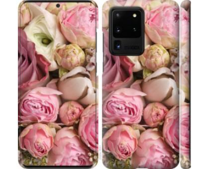 Чехол Розы v2 для Samsung Galaxy S20 Ultra