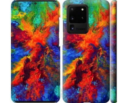 Чехол Акварель на холсте для Samsung Galaxy S20 Ultra