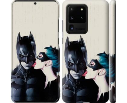 Чехол Бэтмен для Samsung Galaxy S20 Ultra