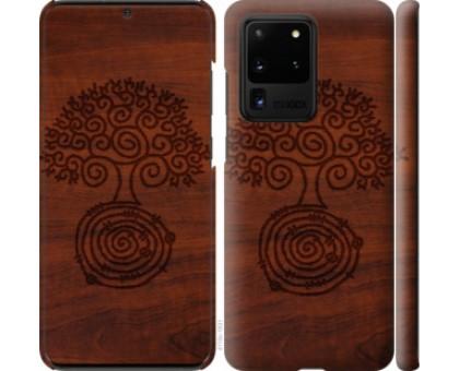 Чехол Узор дерева для Samsung Galaxy S20 Ultra