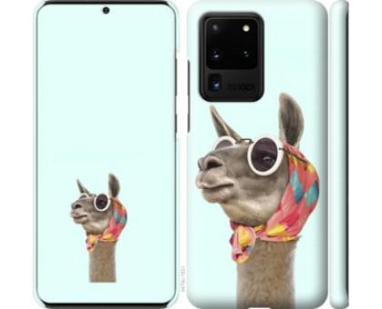 Чехол Модная лама для Samsung Galaxy S20 Ultra