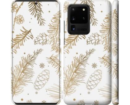 Чехол Зимний для Samsung Galaxy S20 Ultra