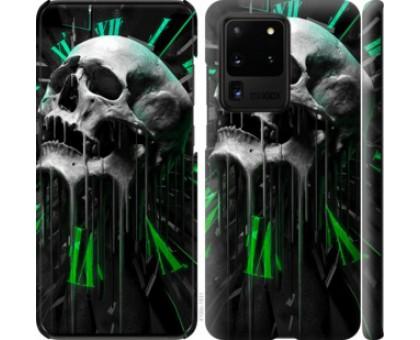 Чехол Череп-часы для Samsung Galaxy S20 Ultra
