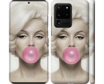 Чехол Мэрлин Монро для Samsung Galaxy S20 Ultra