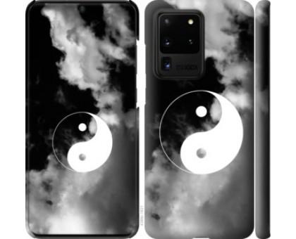 Чехол Инь и Янь для Samsung Galaxy S20 Ultra