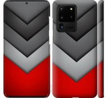 Чехол Цветная геометрия для Samsung Galaxy S20 Ultra