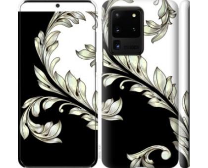 Чехол White and black 1 для Samsung Galaxy S20 Ultra