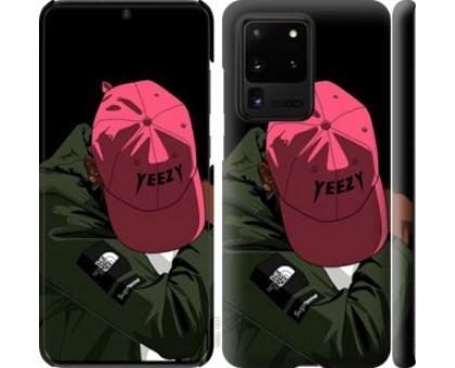 Чехол logo de yeezy для Samsung Galaxy S20 Ultra