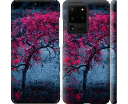 Чехол Дерево с яркими листьями для Samsung Galaxy S20 Ultra