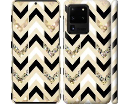 Чехол Шеврон 10 для Samsung Galaxy S20 Ultra