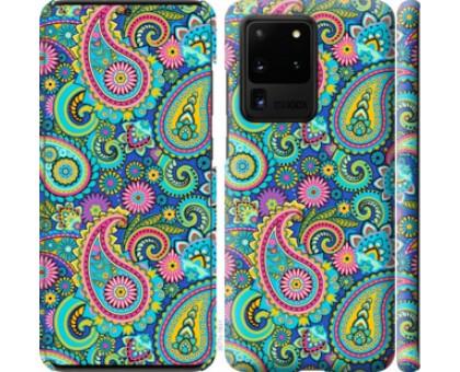 Чехол индийский огурец для Samsung Galaxy S20 Ultra
