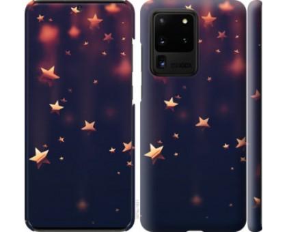 Чехол Падающие звезды для Samsung Galaxy S20 Ultra