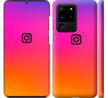 Чехол Instagram для Samsung Galaxy S20 Ultra